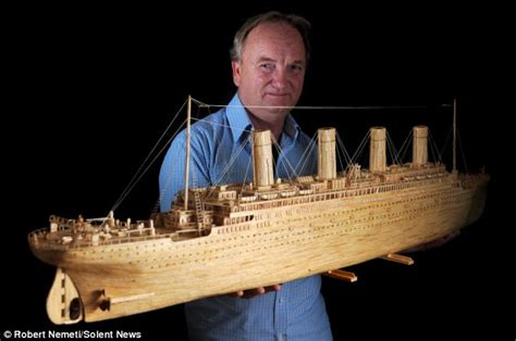 How To Make A Of David Out Of Paper - at least it will float retired seaman creates remarkable