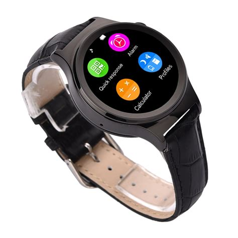 Smartwatch S6 Bluetooth Gsm For Android Ios buy zgpax s365a mtk2502 bluetooth 4 0 3 0 siri smart