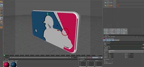 logo illustrator cinema 4d how to model with files from adobe illustrator in cinema