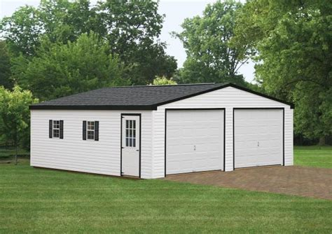 double wide garages and modular sheds for sale 24 x24 double wide garage storage sheds chester