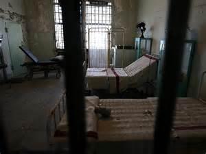 ghost sighting in creepy alcatraz prison travel travel