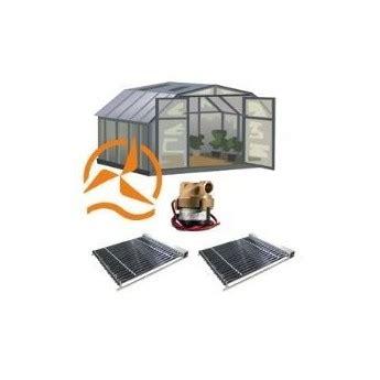 chauffage pour chambre de culture kit chauffage solaire 12 volts pour serre de 20 224 30 m 178