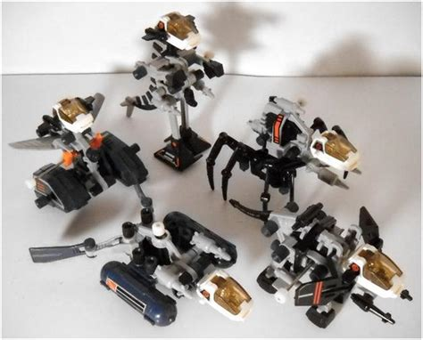 insect figure 80s zoids robo strux and starriors oh my