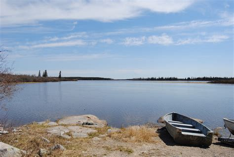 boat launch mission getting to know the first nation community of bearskin