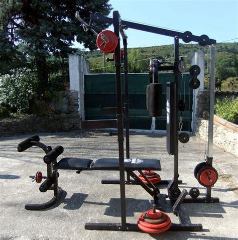 banc musculation multi poste clasf
