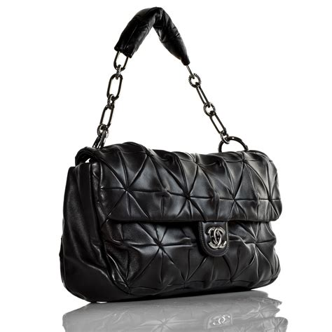 Quilted Black Purse by Quilted Black Handbag All Discount Luggage