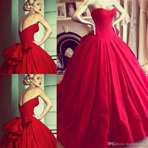 big swinging balls tumblr 50s inspired vintage style ball gown prom dresses 2015