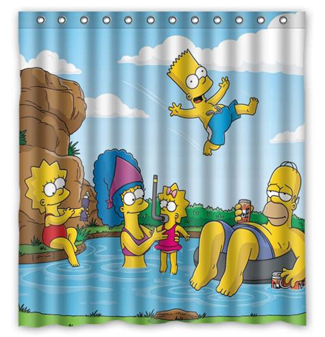 simpsons bathroom online kopen wholesale simpsons bath uit china simpsons