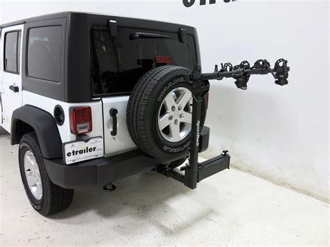 Jeep Hitch Rack Jeep Wrangler Sportrack Ridge Swing 4 Bike Rack 2