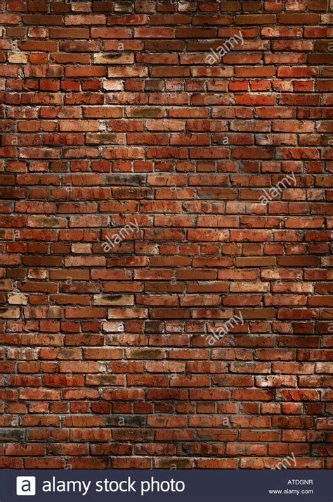 dark brick wall dark red brick wall texture stock photo 16284610 alamy