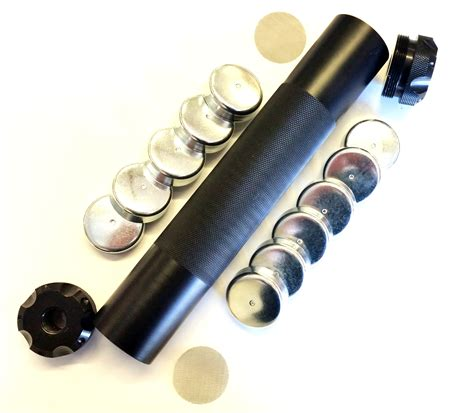 maglite silencer plans pictures to pin on