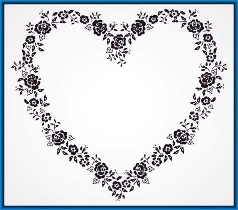 imagenes para dibujar medio dificiles imagenes de corazones dificiles para dibujar archivos
