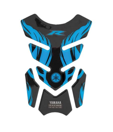 Stiker Tankpad Yamaha Nmax moto craze yamaha blue masso tank pad sticker