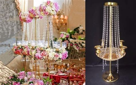 Popular Table Crystal Chandelier Buy Cheap Table Crystal Table Chandeliers Centerpieces