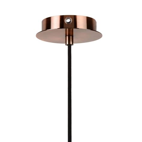 moino flat ceiling pendant light by lighting direct