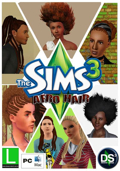 the sims 3 hairstyles and their expansion pack sims 3 hair pack bing images