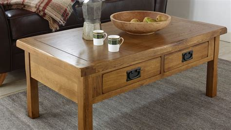 Coffee Tables   Living Room Furniture   Oak Furniture Land