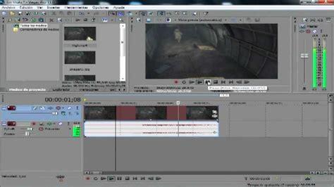 tutorial sony vegas pro 11 romana tutorial sony vegas pro 11 efecto cinema 1 youtube