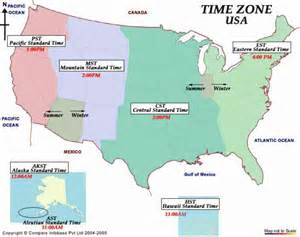 Time Zone Change Map by Central Time Zone Map Map Holiday Travel Holidaymapq Com