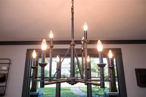 Dining Room Chandeliers Hgtv A Fixer For A Most Eligible Bachelor Hgtv S Fixer
