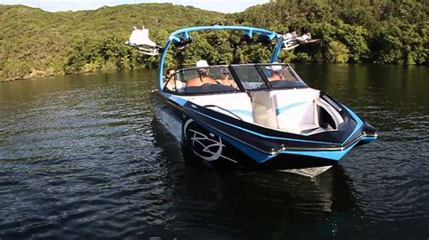 tige boats nz tige boats tig 233 rzr experience youtube