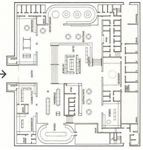 Store Floor Plans by Department Store Floor Plan Arquitetura Pinterest