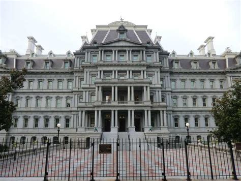 Eisenhower Executive Office Building by Eisenhower Executive Office Building Washington Cityseeker