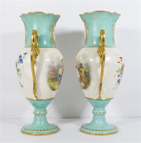 regent antiques porcelain and china antique pair