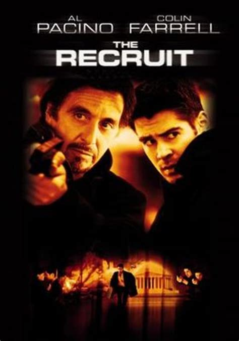 The Recruit 2003 Film The Recruit Movie Poster 2003 Poster Buy The Recruit Movie Poster 2003 Posters At Iceposter