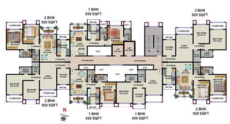 Galaxy Appartment by Hdil Galaxy Apartment In Kurla East Mumbai By Housing
