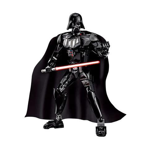 ksz 713 space wars darth vader lord anakin skywalker lightsaber figure minifigure build