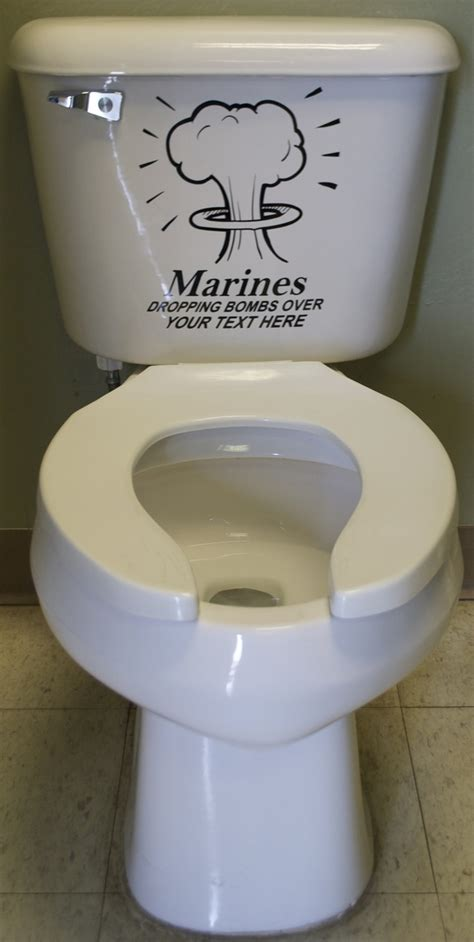 marine boot c bathroom 1000 images about bathroom vinyl decals on pinterest