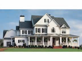 5 Bedroom Farmhouse Floor Plans farmhouse house plan with 5466 square feet and 5 bedrooms