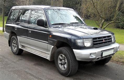 old car manuals online 1999 mitsubishi pajero security system mitsubishi pajero ii