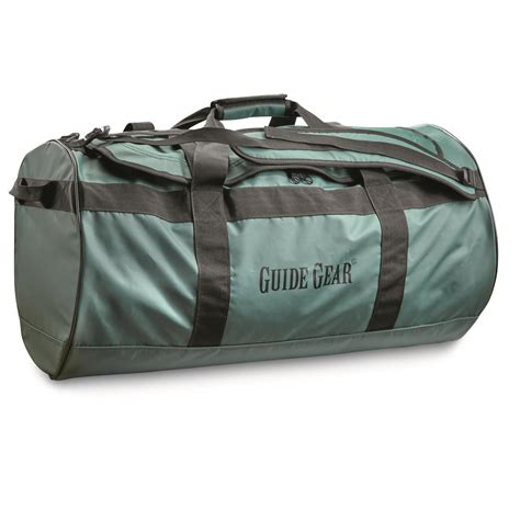 Water Proof Bag guide gear waterproof duffel bag 90 liters 623632 gear