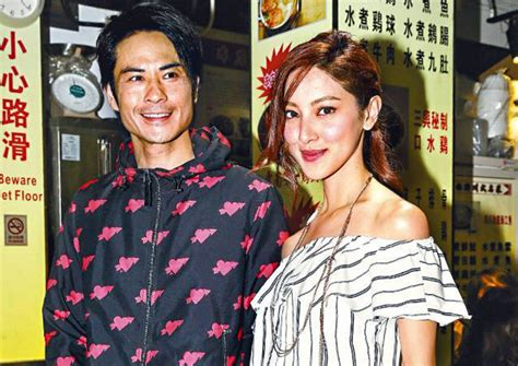 hong kong actor in singapore hk actress grace chan spends quiet v day with a list