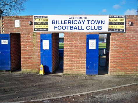 new years billericay the bag billericay town