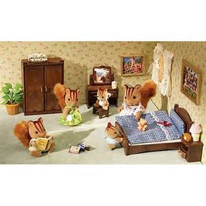 Calico Critters Bedroom Set Calico Critters Master Bedroom Set Educational Toys Planet