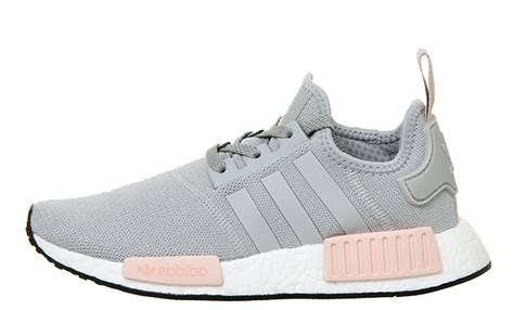 Adidas Nmd R1 Vapour Pink Light Onyx Grey 37 40 adidas nmd r1 grey pink the sole supplier