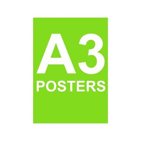 Poster Print Foto A3 a3 poster printing from 1 00 ireland photo print