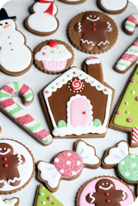 christmas cookies best decoration new year ideas ideas