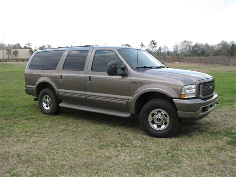 2003 ford excursion limited price reduced f s 2003 ford excursion limited 4x4