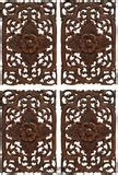 wood carving wall decor multi panels asian home decor
