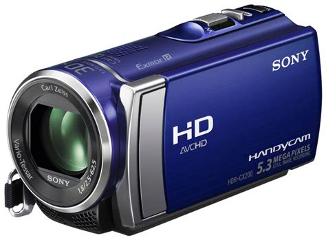 Sony Hdr sony hdr cx200 blue photos