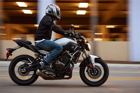 Motorrad News 09 2015 by 2015 Yamaha Mt 07 Motorcycle Review