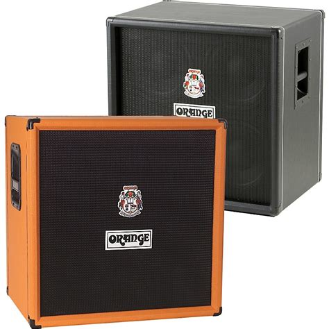 Orange Bass Cabinet by Orange Lifiers Obc Series Obc410 600w 4x10 Bass Speaker