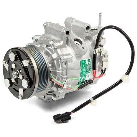 Compressor Compresor Kompresor Ac Honda New Civic 1700 Sanden 1 new oem sanden a c ac compressor clutch for honda civic ebay