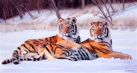 imagenes bonitas de paisajes naturales con animales cuadros pinturas oleos cuadro con animales en paisaje