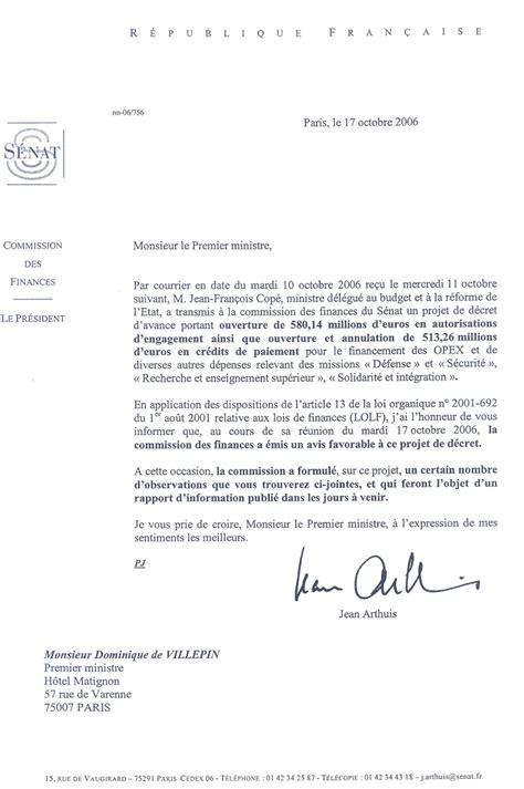 Modele De Lettre Administrative Ministre rtf modele de lettre administrative a un ministre