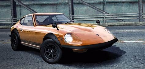 nissan fairlady 240zg cars nfs world wiki
